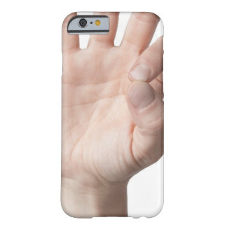 American Sign Language 8 Barely There iPhone 6 Case