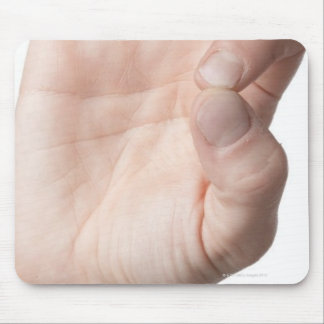American Sign Language 8 Mouse Pad