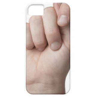 American Sign Language 9 iPhone 5 Case