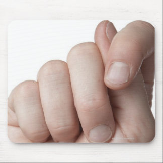 American Sign Language 9 Mouse Pad
