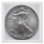 American Silver Eagle Wall Art Posters