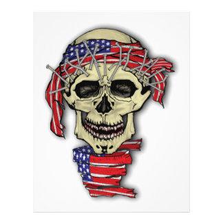 American Skull Flyer