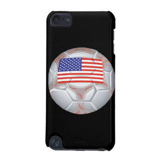 American Soccer Ball iPod Touch 5G Case