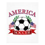 American Soccer Designs Letterhead