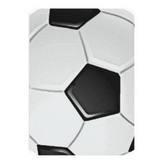 American Soccer or Association Football Card
