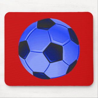 American Soccer or Association Football Mouse Pad