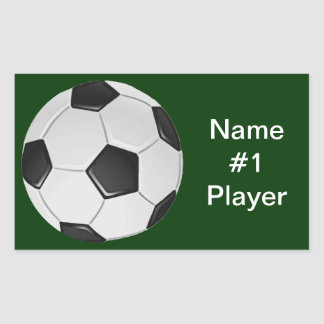 American Soccer or Association Football Stickers