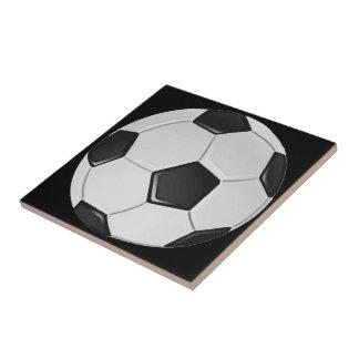 American Soccer or Association Football Tile