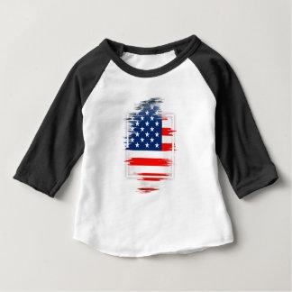 American Soccer Team Baby T-Shirt