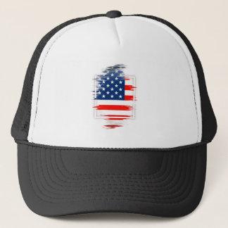 American Soccer Team Trucker Hat