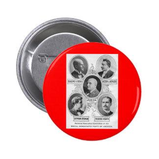 American Social-democratic-party-1900 Button
