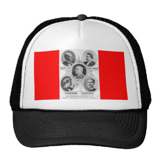 American Social-democratic-party-1900 Trucker Hat