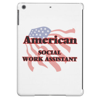 American Social Work Assistant Cover For iPad Air