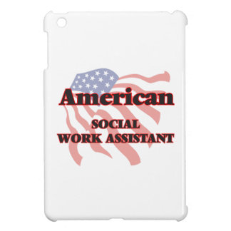 American Social Work Assistant iPad Mini Covers