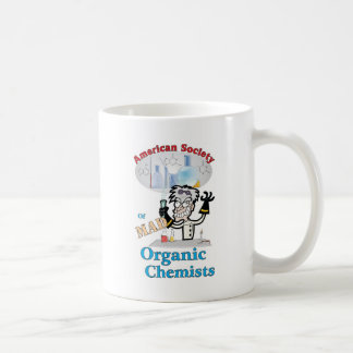 American Society of Mad Organic Chemists Coffee Mug