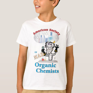 American Society of Mad Organic Chemists T-Shirt