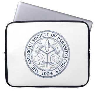 American Society of Parasitologists Laptop Sleeve
