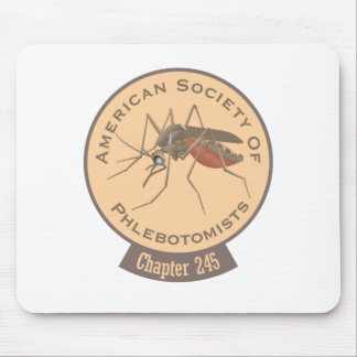 American Society Of Phlebotomists Mouse Pad