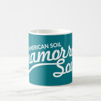 American Soil, Chamorro Soul Coffee Mug