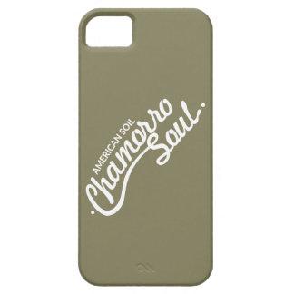American Soil, Chamorro Soul iPhone Case