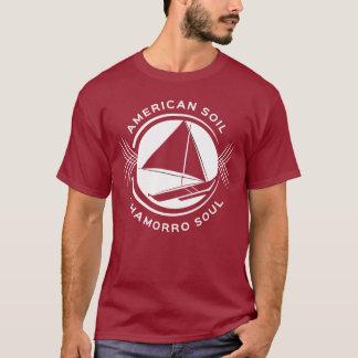 American Soil, Chamorro Soul Men's T-Shirt