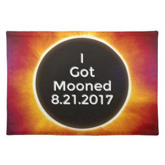 American Solar Eclipse Got Mooned August 21 2017.j Placemat