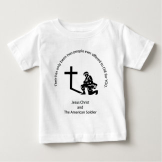 American Soldier Baby T-Shirt