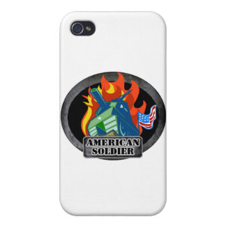 American Soldier Covers For iPhone 4