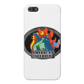 American Soldier Case For iPhone 5