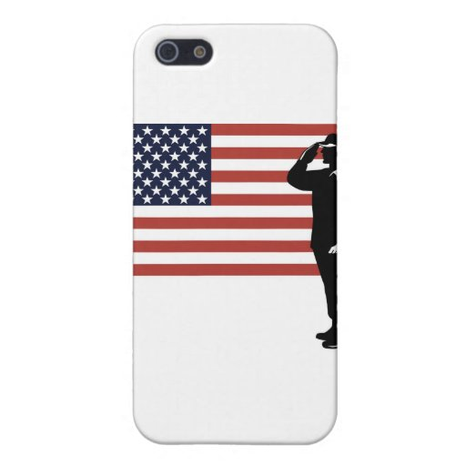 american soldier military serviceman case for iPhone 5