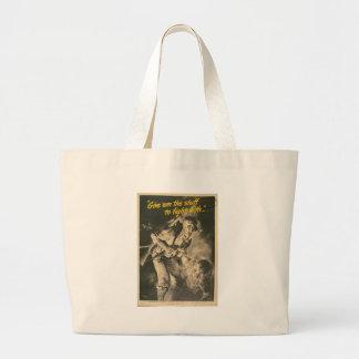 American Soldier World War II Bag