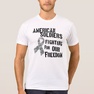 American Soldiers Fighting For Our Freedom T Shirts