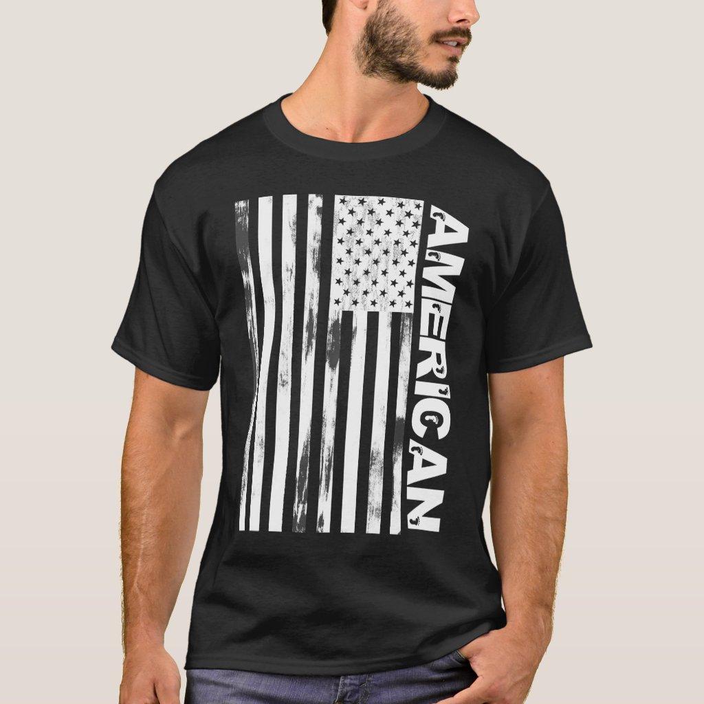 American Sole's Flag T-Shirt