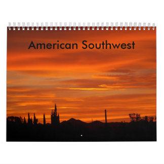 American Southwest Calendar