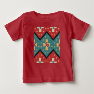 American Southwest Indian Pattern Baby T-Shirt