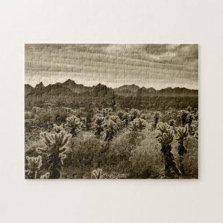 American Southwest Landscape Jigsaw Puzzle