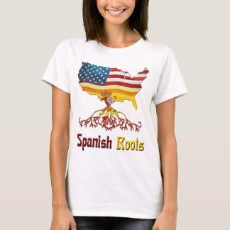American Spanish Roots T-Shirt