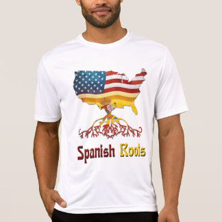 American Spanish Roots T-Shirt