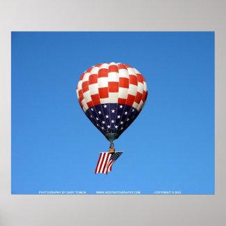 American Spirit Aflight/GBTAS01 Poster
