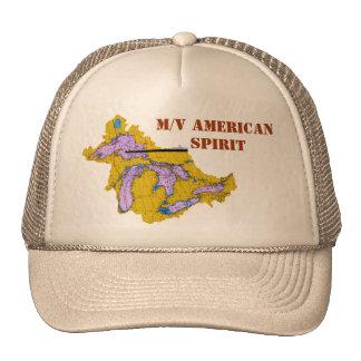 American Spirit Cap Trucker Hat