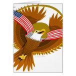 American Spirit Greeting Card