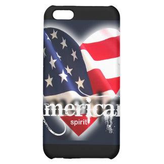 american spirit iPhone 5C cover