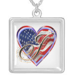 American Spirit Is Not Forgotten Please See Notes Pendant