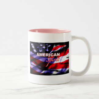 American Spirit Motorcycle Coffee Mugs