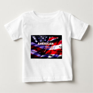 American Spirit Motorcycles TV Show Baby T-Shirt