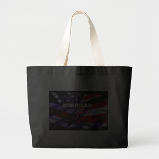 American Spirit Motorcycles TV Show Tote Bags