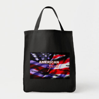 American Spirit Motorcycles TV Show Canvas Bags