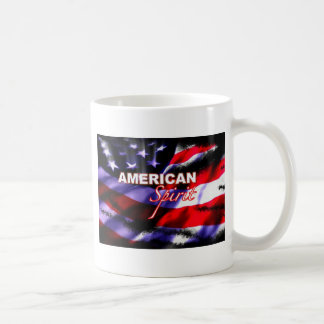 American Spirit Motorcycles TV Show Coffee Mug
