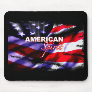 American Spirit Motorcycles TV Show Mouse Pad
