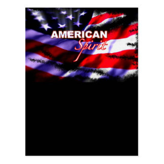 American Spirit Motorcycles TV Show Postcard